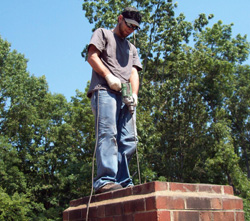 Chimney Cleaning Amp Repair Cougot S Chimney Service